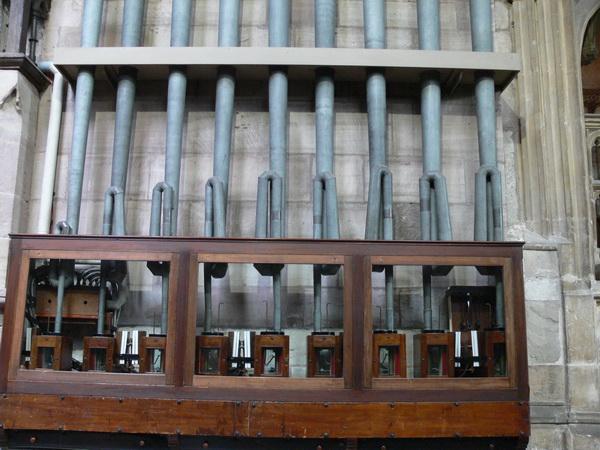 Orgelmechanik