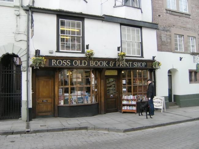 In Ross-on-Wye