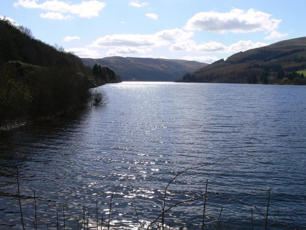 Tal-y-bont-Reservoir