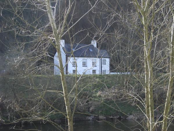 Haus am Usk