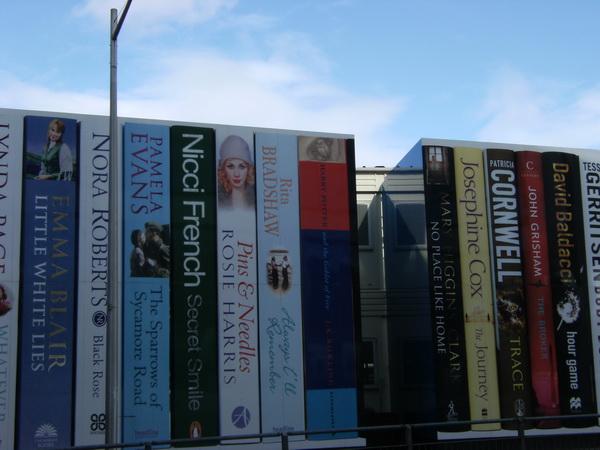 Aussenstelle der Bücherei