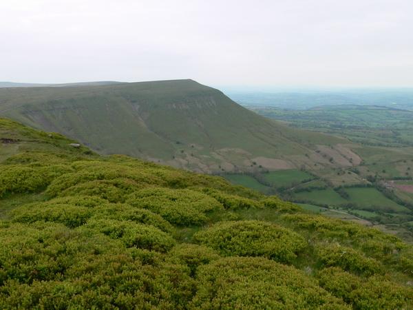 Blick vom Hay-Bluff