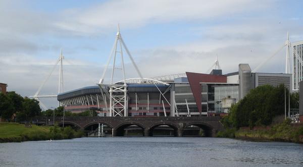 Das Millenium Stadion