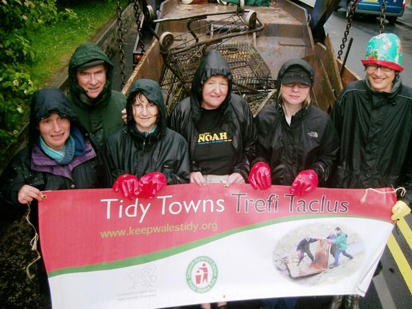 Keep Wales Tidy!