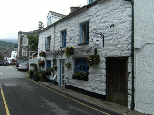 Fish & Chips Shop in Dolgellau