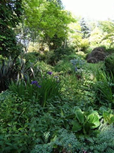 Der erwähnte Garten