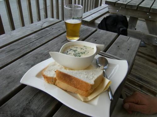Apple-Horseradish-Soup