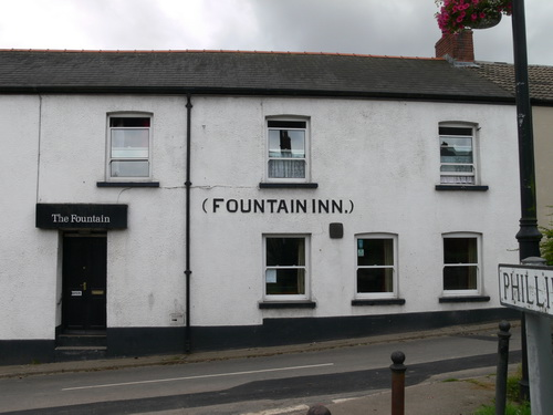Das Fountain Inn