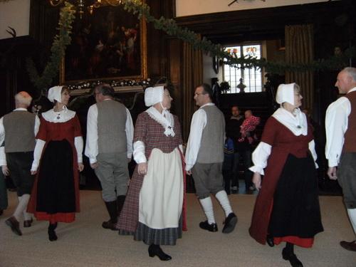 Traditionelle Tänze