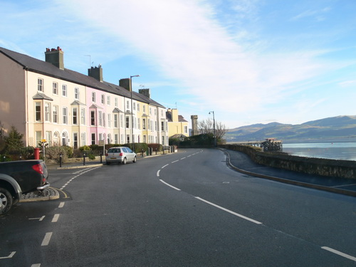 Waterfront in Beaumaris