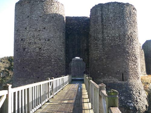 Eingang zur inneren Burg