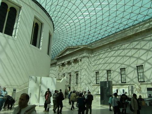 Im British Museum