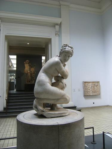 Im British Museum: Beutekunst
