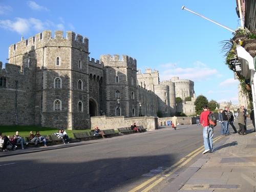 Noch ein Bild vom Schloss