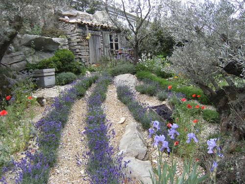 Provence-Garten