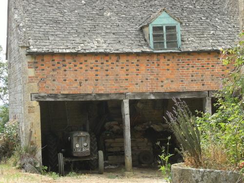 Alte Scheune in Chastleton