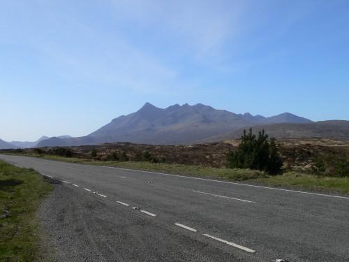 Die Cuillin Hills