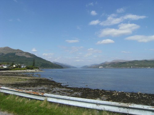 Am Loch Long