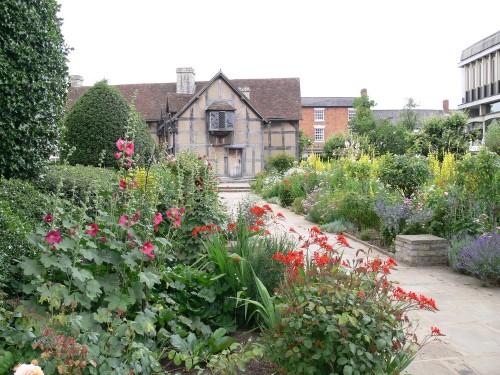 Shakespeares Geburtshaus und Garten