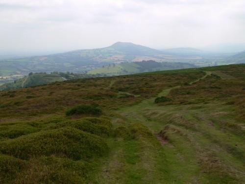 Blick vom Hatterall Ridge