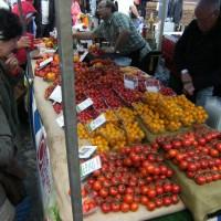 Tomaten von der Insel Wight
