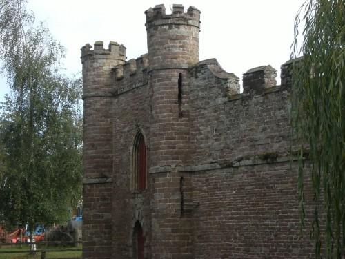 Bollitree Castle